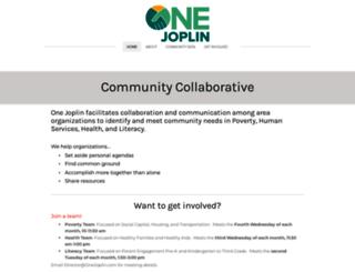 onejoplin.com screenshot