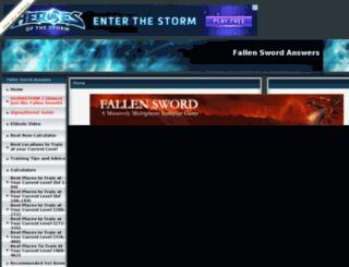 onemanmob.page.tl screenshot