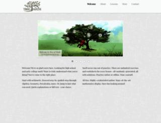 onemathematicalcat.org screenshot