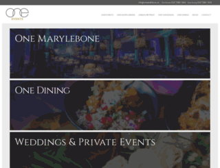 onemayfair.com screenshot
