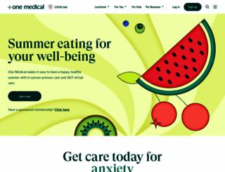 onemedical.com screenshot