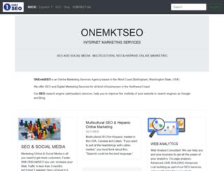 onemktseo.com screenshot