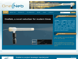 oneneb.com screenshot