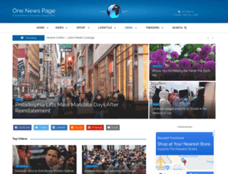 onenewspage.us screenshot
