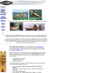 oneoceankayaks.com screenshot