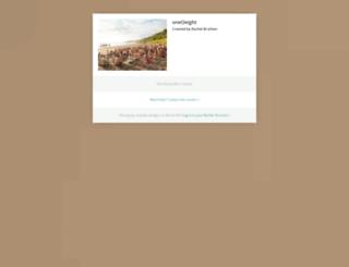 oneoeight.backerkit.com screenshot