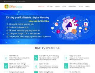 oneoffice.com.vn screenshot