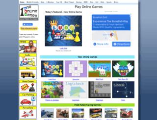 oneonlinegames.com screenshot