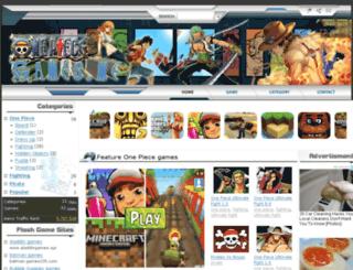 onepiecegames.me screenshot