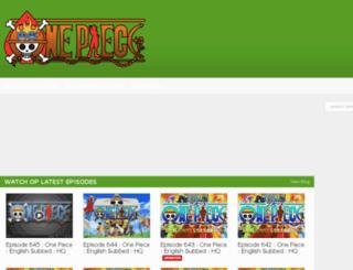 onepiecelive.com screenshot