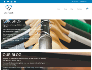 oneruach.com screenshot