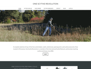 onescytherevolution.com screenshot