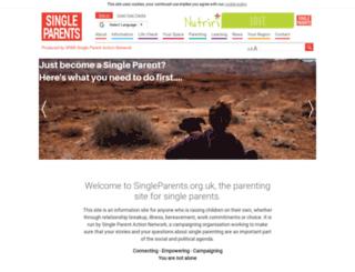 onespace.org.uk screenshot