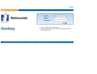 onestop.nationwide.com screenshot