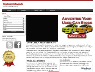 onestopcaradvice.co.uk screenshot