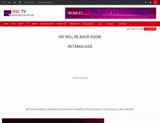 onetv.uk screenshot
