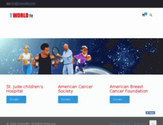 oneworldfit.com screenshot