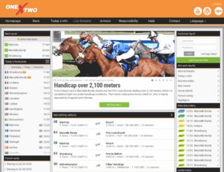 onextwo.de screenshot