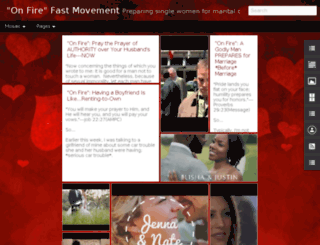 onfirefastmovement.blogspot.hu screenshot