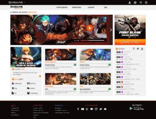 ongame.com.br screenshot