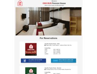 ongbun.com screenshot