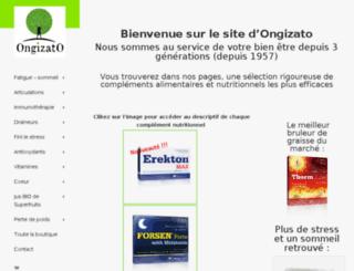 ongizato.com screenshot