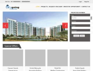 ongoingproperties.com screenshot