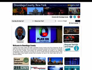 ongov.net screenshot
