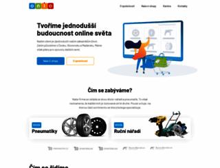 onio.cz screenshot