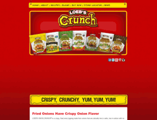 onioncrunch.com screenshot