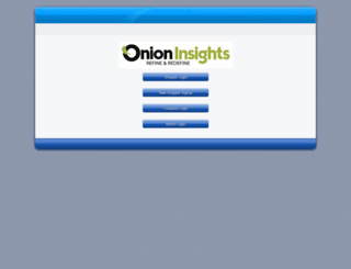 onioninsights.info screenshot