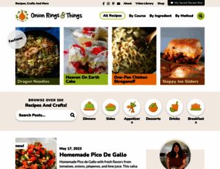 onionringsandthings.com screenshot