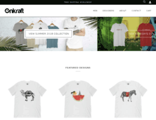 onkraft.com screenshot