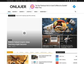 onlajer.com screenshot