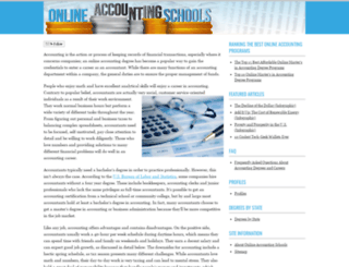 online-accounting-schools.org screenshot
