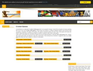 online-cricket-games.blogspot.com.au screenshot