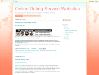 online-dating-service-websites.blogspot.com screenshot
