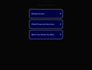 online-e-shop.de screenshot