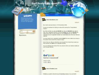 online-earn-easy-money.blogspot.com screenshot