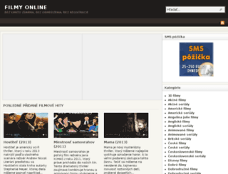 online-filmy.sk screenshot