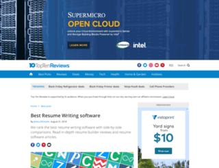 online-job-listing-review.toptenreviews.com screenshot