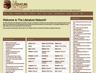 online-literature.com screenshot