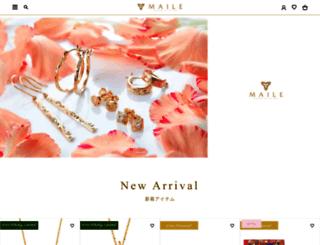 online-maile.co.jp screenshot