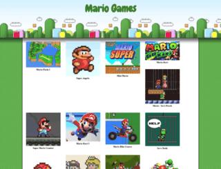 online-mario.net screenshot