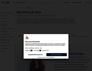 online-marketing-forum.at screenshot
