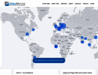 online-metrics.com screenshot