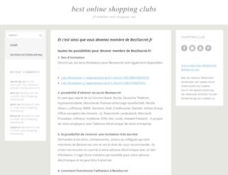 online-mode-outlet.de screenshot