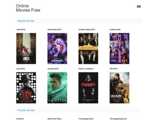 online-movies-free.com screenshot