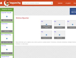 online-oyunlar.oyunay.com screenshot