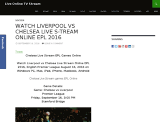 online-tvstream.net screenshot